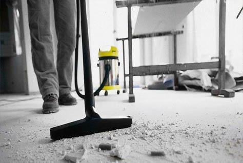 Builders Clean Canberra