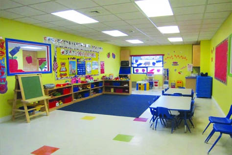Childcare Cleaning Canberra