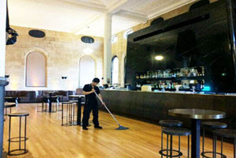 Clubs Cleaning Canberra