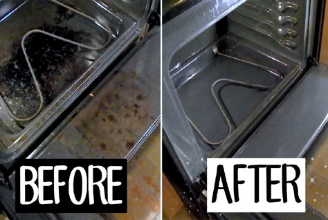 Oven Cleaning Canberra